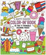 Color Bk-Color Bk-Happy Snacks