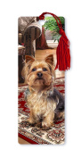Dimension 9 3D Lenticular Bookmark with Tassel, Yorkshire Terrier, Pet Breed Series