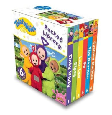 Teletubbies: Pocket Library [Board book]