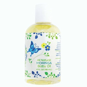 Non Greasy Mummy's Miracle Moringa Baby Oil All Natural Best for Sensitive Skin Hypoallergenic Great for Gift