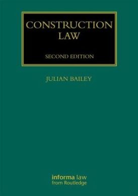 Construction Law: Volume 3 (Construction Practice Series)