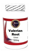 Valerian Root Extract 1000mg 200 Capsules # BioPower Nutrition
