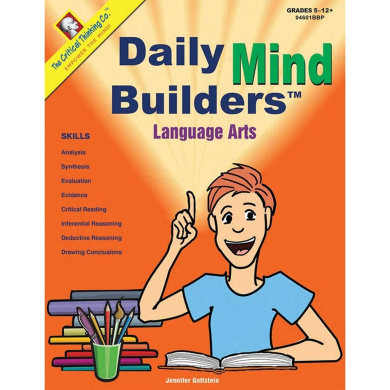 Daily Mind Builders: Language Arts