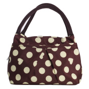 Zxke Dots Print Style Lunch Bag Tote