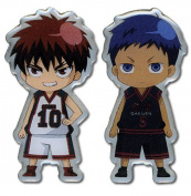 Pin Set - Kuroko's Basketball - New Taiga & Aomine (Set of 2) ge50153