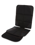 Let's Go Baby Sit Tight Car Seat Protector Mat with Storage Pockets - Durable Car Seat Protector Mat - Large Anti-Slip Mat for Baby and Child Car Seats - Premium Quality and . Car Seat Cover