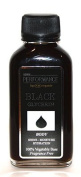 100% PURE GLYCERIN VEGETABLE GLYCERINE BLACK 125ml - FRAGRANCE FREE - By SONIK PERFORMANCE | P+50 ORGANIC - For Face, Skin care, Body and Nails, Moisturise - Great for Dermatitis, Psoriasis, Eczema, Brittle Nails, Burns, Pain, Stretch Marks, Rosacea, C ..