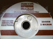 Racor 2040SMOR 2 Micron Replacement Element with Seals