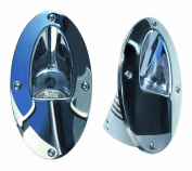 Aqua Signal Stainless Steel Compact Docking Lights