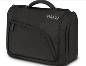 BMW Genuine Modern Personal Functional Toiletry Care Bag Case 80222365442