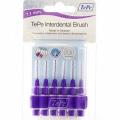 TePe Interdental Brushes Purple 6 - Pack of 2