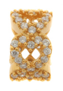 STORY by Kranz & Ziegler Women charm 925 silver gold Ring with hearts 5208196