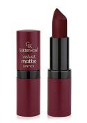 Golden Rose Velvet Matte Lipstick - 23 - Kenyan Copper Red