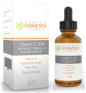 Vitamin C Serum for Face 2oz (60ml) 20% Vitamin C Serum With Hyaluronic Acid