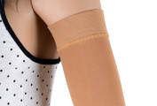 ASSISTICA® Arm Compression Sleeve after Mastectomy & Breast Cancer Surgery, Lymphedema Anti Swelling Support