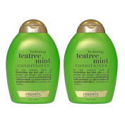 Organix Hydrating Teatree Conditioner, Mint, 380ml