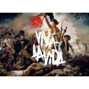 Coldplay - Postcard Viva