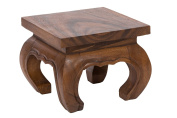 Opium Coffee Table 25x20cm, from solid wood