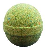 handmade bathbomb tennis ball size
