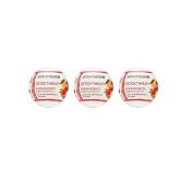 Spa...ah Bath Fizzie - Detox (Pink Grapefruit and Ginger) - 260ml - 3ct