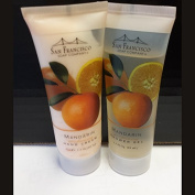 Mandarin Orange Shower Gel & Hand Cream