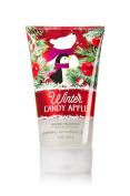 Bath & Body Works Sparkling Snowflake Scrub Winter Candy Apple 240ml