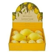 Bronnley Lemon Soap 100g100ml by Bronnley