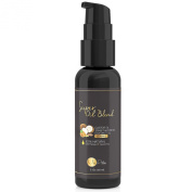 Best Castor Oil, Sweet Almond Oil Blend with Coconut Oil & Vitamin E Oil - Cold Pressed for Skin, Eyelashes & Eyebrows. 100% Natural. Best Alternative to Growth Serums.