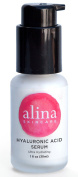 NEW. FINEST GRADE HYALURONIC ACID. Alina Skin Care Hyaluronic Acid Ultra Moisturising Serum with macadamia seed oil, apple extracts and linoleic acid