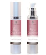 Retinol Night Cream Moisturiser For Face & Eyes - ULTIMATE Anti-Ageing Retinol With Hyaluronic Acid, Vitamin E - Soften Skin While Reducing Spots, Fine Lines & Wrinkles - Ella Grace Organics 50ml