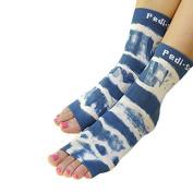 Pedi-Sox Tye Dye Blue - 1 pair