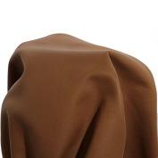 NAT Leather British Tan Cognac Brown 14 to 1.8sqm Impact Crush Pebblegrain Soft Upholstery Chap Cowhide Genuine Leather Cow Hide Skin