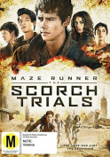 The Maze Runner 2 Scorch Trials [Region 4]