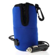 12v Food Milk Water Drink Bottle Cup Warmer Heater Car Auto Travel Baby Su