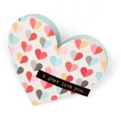 Sizzix® BigzTM Die - Pocket, Heart by Echo Park Paper Co.