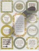 ChatterBox - transparency quotes - spruce/olive