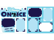 """Disney on Ice"" Scrapbook Kit"
