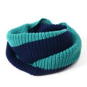 KAKA(TM) Women's Korean Artistic Stylish Winter Chunky Knitting Wool Lovers Scarves