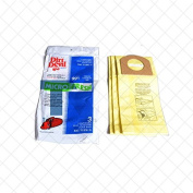 ROYAL DIRT DEVIL TYPE G HAND VACUUM MICRO LINED PAPER BAGS 3PK # 3103075001
