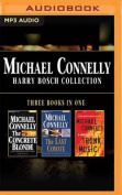Michael Connelly - Harry Bosch Collection (Books 3,4 & 5)  : The Concrete Blonde, the Last Coyote, Trunk Music  [Audio]