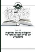 Organize Sanayi Bolgeleri Ve Yenilik [TUR]