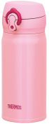 Thermos Water Bottle with Vacuum Insulation 0.35L JNL-352 [One-touch Open Type]