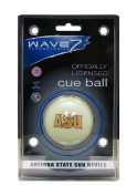 Wave7 Arizona Sports Team Logo Officially Licenced State Cue Ball