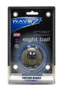 Wave7 Baylor Sports Team Logo Officially Licenced Eight Ball
