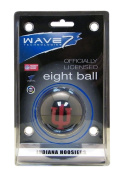 Wave7 Indiana Sports Team Logo Officially Licenced Eight Ball