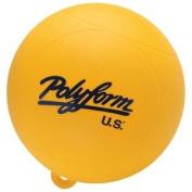 1 - Polyform Water Ski Slalom Buoy - Yellow