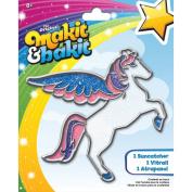 Makit & Bakit Suncatcher Kit-Pegasus