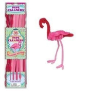Pipe Cleaners - Flamingo by eeBoo