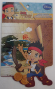 Disney's Jake And The Neverland Pirates Sticker Book