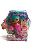 Lalaloopsy Sew Magical Mermaid Doll, Sand E Starfish